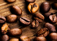 image of Medium roast coffee beans