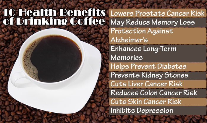 Is Drinking Coffee Bad For Health