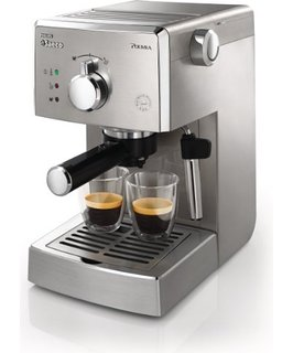 Saeco Aroma Pump Driven Espresso Machine Stainless Steel