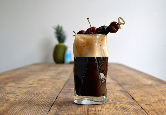 summer coffee cocktails