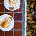 fall coffee recipes